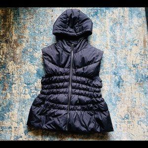Michael Kors Puffer Vest with Hood